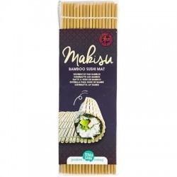 SUSHI MAT DE BAMBÚ - Makisu