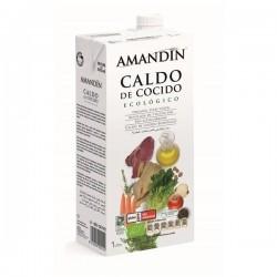CALDO DE COCIDO 1L - AMANDIN