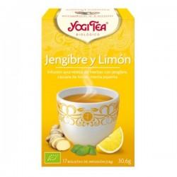 YOGI TEA de JENGIBRE y...