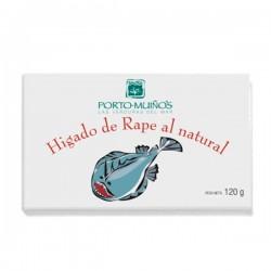 Hígado rape natural 120g