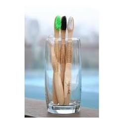 Cepillo dental bambu cerdas...