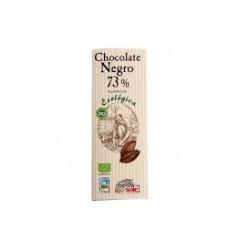 Chocolatina negra Eco 73% -...