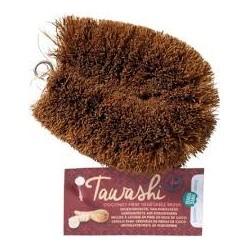 Cepillo verduras (tawashi)