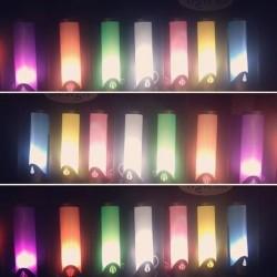 Lámpara Cromoterapia -Roja