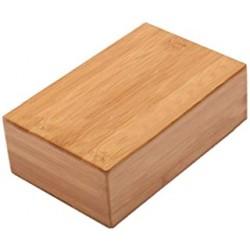 Bloque de Yoga- madera  y...