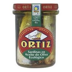Sardinas en aceite eco- Ortiz