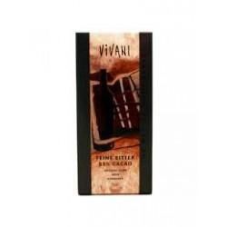 chocolate negro 85% - Vivani