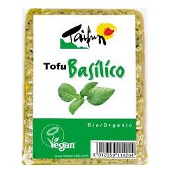 Tofu con albahaca -Taifun