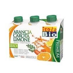 Mini zumo naranja zanahoria...