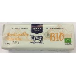 MANTEQUILLA sin sal 100g