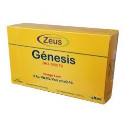 Génesis Omega 3 DHA 1000Mg...
